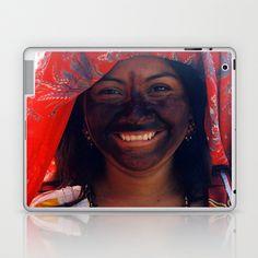 Weaving a future Laptop & iPad Skin by David Hernández-Palmar - $25.00