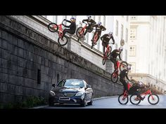 Freestyle street trials and pro mountain bike rider Fabio Wibmer takes a break from the chaos of urban life in Austria by tuning out the world and turning Rock And Roll, Red Bull Media House, Skate And Destroy, Bmx Freestyle, Bike Rider, Urban Life, Parkour, Cycling Bikes, House Music