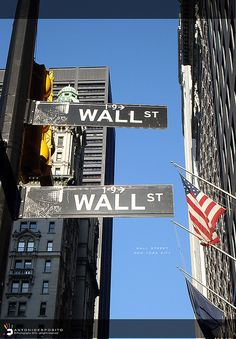 Wall Street - New York City