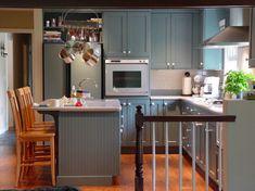 Szürke - Konyha, konyhabútor szín ötletek - a legnépszerűbb színárnyalatok