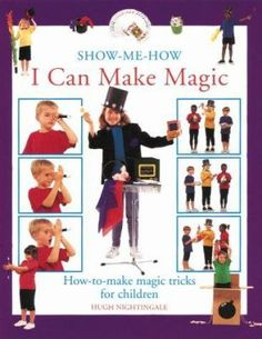 This highly successful all-color children's series will delight readers and parents alike, with how-to activity projects aimed at the very young. From making music to playing games, these books are perfect for older readers to use with minimum supervision, and for younger children with adult guidance.