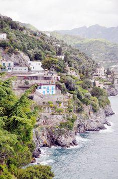 Maiori & Minori, The Amalfi Coast Part I   lark & linen
