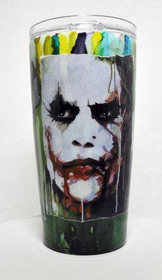 Joker 20oz Stainless Steel Tumbler