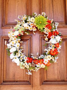 Summer wreaths for sale!