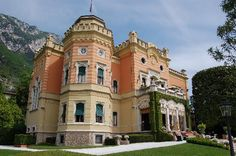 Grand Hotel a Villa Feltrinelli: Villa Feltrinelli