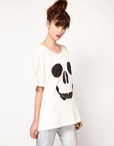 Wildfox Mort T-Shirt