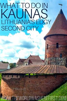 What To Do In Kaunas: Lithuania's Edgy Second City - The World Was Here First Kaunas, Lithuania Lithuania Hetalia, Lithuania Travel, Lithuania Food, Poland Travel, Croatia Travel, Italy Travel, Travel Europe, European Travel, Kaunas Lithuania