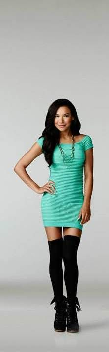 Naya Rivera - Santana Lopez