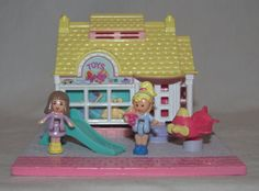Image result for polly pockets of the 90s toy shop 90s Toys, Polly Pocket, Toys Shop, Life Is Good, Gingerbread, Lunch Box, Retro, Nostalgia, Pockets