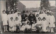 Gouden bruiloft, Oosterhout (collectie Regionaal Archief Tilburg)