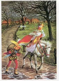 Sinterklaas en Piet historie in museum - Eropuit - Eropuit