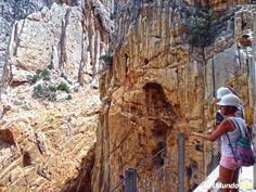 El Caminito lleno de adrenalina www.posada-laplaza.com