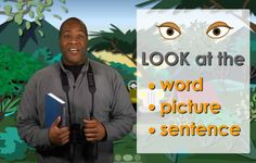USING CONTEXT CLUES~  Engaging video to help younger students learn how to identify words using context clues.  Professional-quality, interactive video!