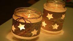 Les plus belles bougies de Noël à bricoler – elles vont impressionner tout le monde! - DIY Idees Creatives