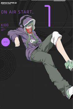 Kido | Mekakucity Actors