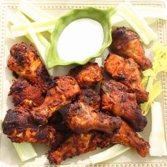 Buffalo Hot Wings made much healthier (instead of frying) in a tabletop electric smoker with a dry rub and Smokin' O's rings. Dry Rub Buffalo Wings By Sue Lau | Palatable Pastime #RecipeMakeover Week continues today and I am  offering my recipe for Dry Rub Buffalo Wings, made much healthier by eliminating the need for …