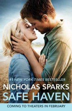 Love his books-turned-into-movies.  Already read this so can't wait to see movie.  But in my mind the girl was not blonde.