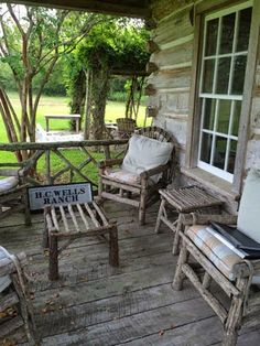 The Willows Home & Garden: our sweet retreat