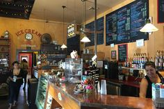 Aroma Roasters is a Santa Rosa-local coffee shop at 95 Fifth St. that is the oldest roastery in Sonoma County. #globalphile #travel #tips #destinations #roadtrip2016 #lonelyplanet #ca #foodie #cafe #coffee http://globalphile.com/city/santa-rosa-sebastapol-california/