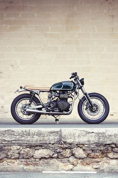 The current Triumph Bonneville has great bones, and there's no shortage of good-looking customs that use it as a base. But this one, from Paris-based Clutch Custom, has probably the best lines ever seen