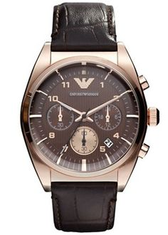 Emporio Armani AR0371 Gents Chronograph Watch | Cheeky Wish List | Wedding and Birthday Gift Ideas for Men and Women