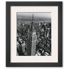 Art.com ''Empire State Building'' Framed Art Print by Christopher... (740 SEK) ❤ liked on Polyvore featuring home, home decor, wall art, soho thin, vertical wall art, framed wall art, new york city wall art, wood home decor and wooden home decor