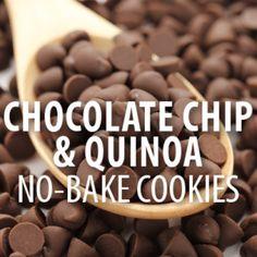 Dr Oz: Quinoa Chocolate Chip Cookies Recipe + Focus T25 Review