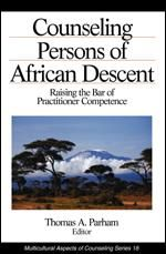 Counseling Persons of African Descent  E INSPECTION COPY ONLY