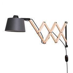 Bett Wandlampe
