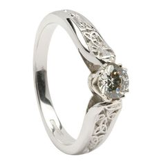Celtic Jewelry and Irish Jewelry - Celtic Wedding Rings and Irish... ❤ liked on Polyvore