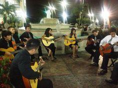 Presentacion del grupo de guitarras