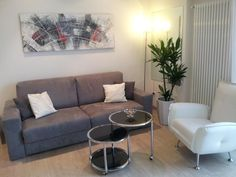 Holiday Apartment in Verona with balcony/terrace and air con
