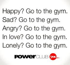 Como te sientas ve a @powerclubpanama #YoEntrenoEnPowerClub