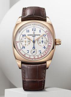 La montre Harmony Chronographe de Vacheron Constantin http://www.vogue.fr/vogue-hommes/montres/diaporama/les-belles-montres-homme-du-sihh-2015/18878/carrousel#la-montre-harmony-chronographe-de-vacheron-constantin