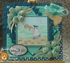 Shelly images card