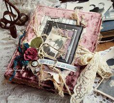 Скрапоголики: Сохраним семейную историю вместе с Эль-Ка и Maja Design