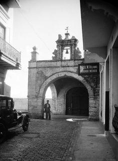 Capilla del Cristo, Viejo San Juan (Old San Juan), Puerto Rico 1930