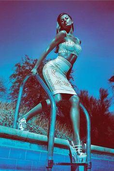 Versace Spring 2012 Ad Campaign  Gisele Bundchen by Mert Alas and Marcus Piggott