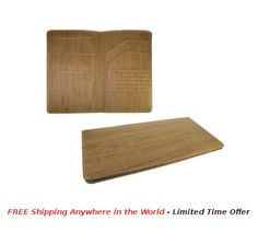 Passport Case -Tall Imitation Wood Leatherette finish Price: USD $23 Details: Tall Imitation Wood Leatherette finish Passport Case. With Pockets & Slots to make convenient and easy to travel with  #rudolphAlexander #freeshipping #wallet #seller #sellershop #sellers #gift #metal #giftbox #wood #leatherette #leather #tall #passport #passportCase