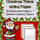 Bring students' creative writing to life with this Christmas theme writing paper.   Included in this pack:  8 different border themes  Each theme i...
