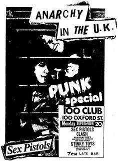 GigPosters.com - Sex Pistols - Clash, The - Stinky Toys