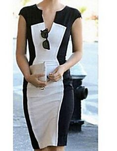 GGN Women's Fashion V Neck Leisure Bodycon Dress. Get awesome discounts up to 80% Off at Light in the Box using Coupon and Promo Codes.