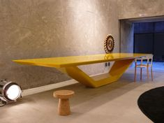 The JET Table by Guilherme Torres