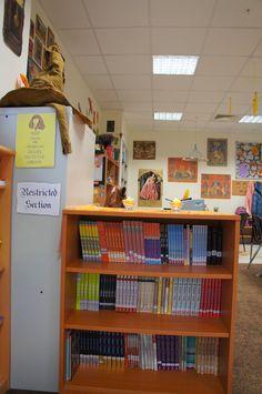 The Charming Classroom Harry Potter Classroom theme
