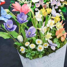Cake International Floral Sugarcraft-10