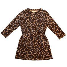 vestido niña douuuod animal print Encuentra más moda infantil online en www.yosolito.es/tienda