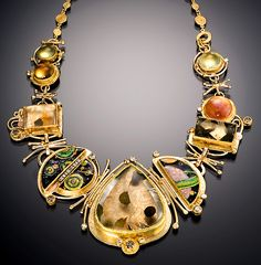 JW   This Is An Original Necklace - Marianne Hunter