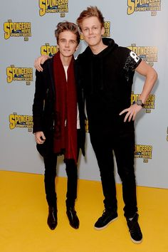 joe sugg and caspar lee hit the road - Google Search