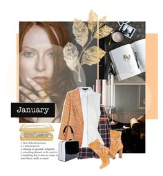 """January"" by vinograd24 ❤ liked on Polyvore featuring moda, Beyond Object, Alexander Wang, Anya Hindmarch, Thakoon, Gucci, women's clothing, women's fashion, women y female"