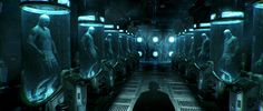 sci fi regeneration chamber concept art - Yahoo Image Search Results